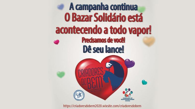 Criadores do Bem: uma campanha de solidariedade aos handlers
